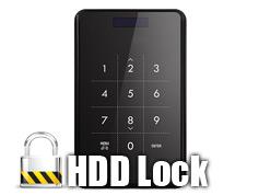 External Hard drive Enclosure Security Encryption DATA PROTECTION MAC PC USB 3.0
